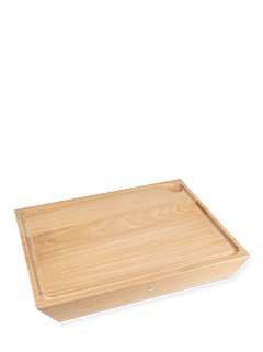 Large Rectangular Cutting Board - Peugeot Saveurs