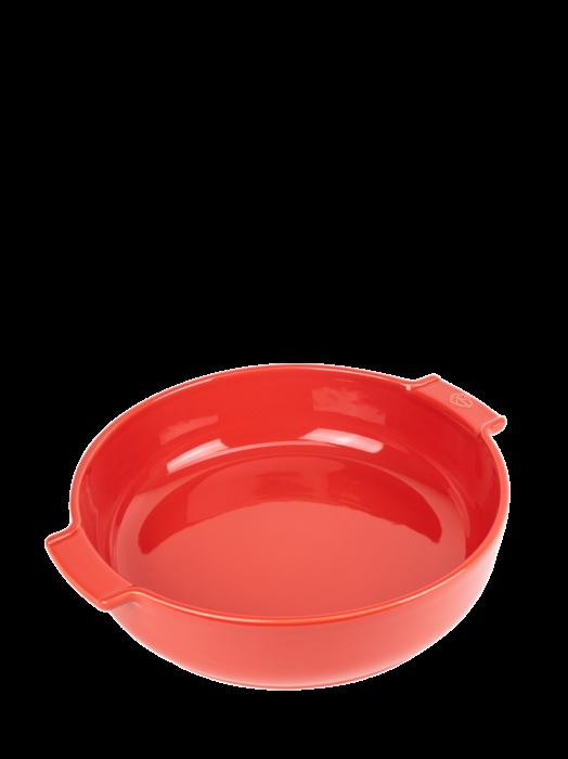 PEUGEOT PSP60015 Appolia Pirofila Rettangolare 40cm Rosso Ceramica