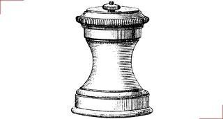 Z Model: First PEUGEOT pepper mill - Peugeot Saveurs